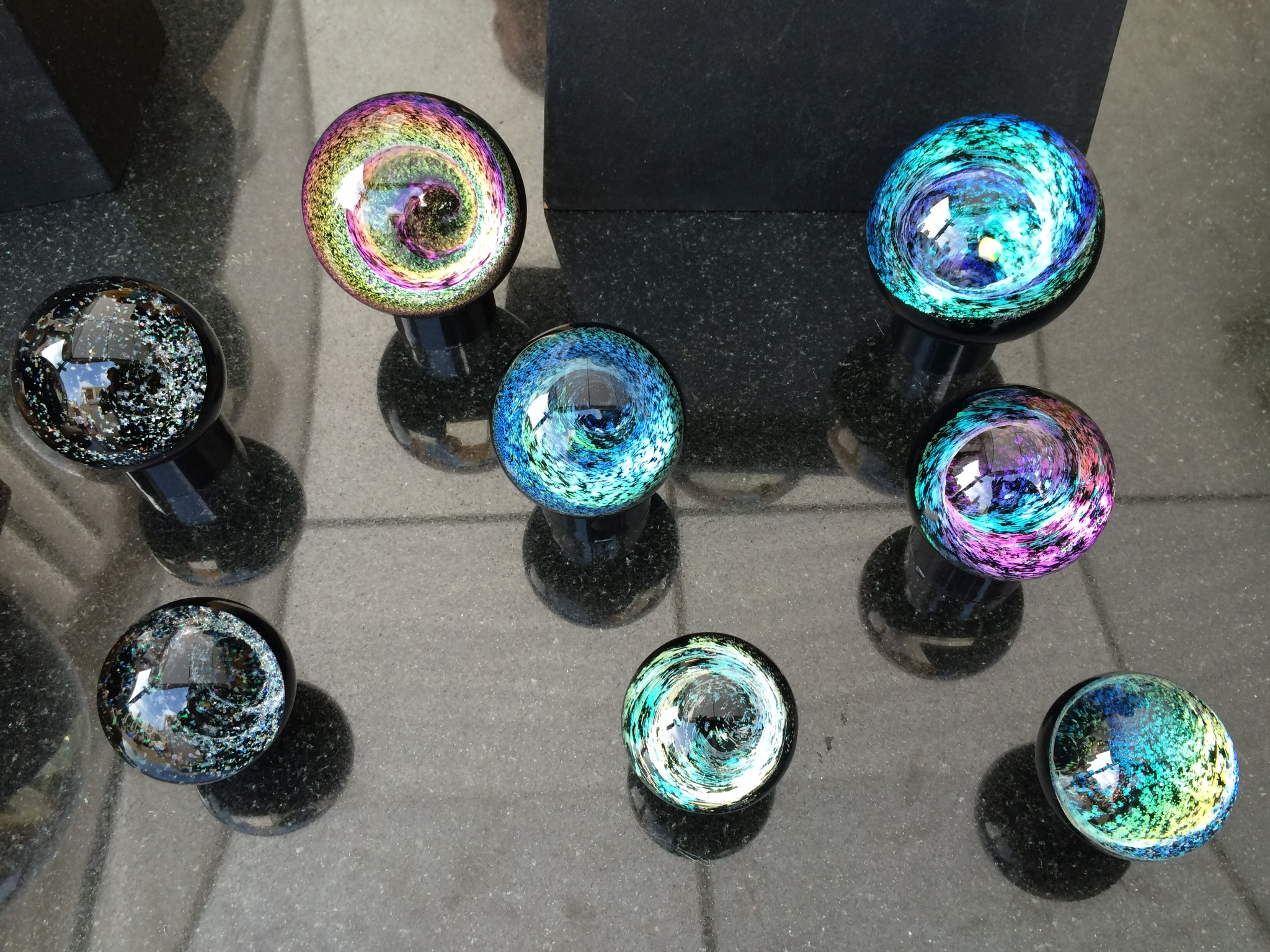 Exhibitions internal fire glass for Sugarloaf crafts festival chantilly va