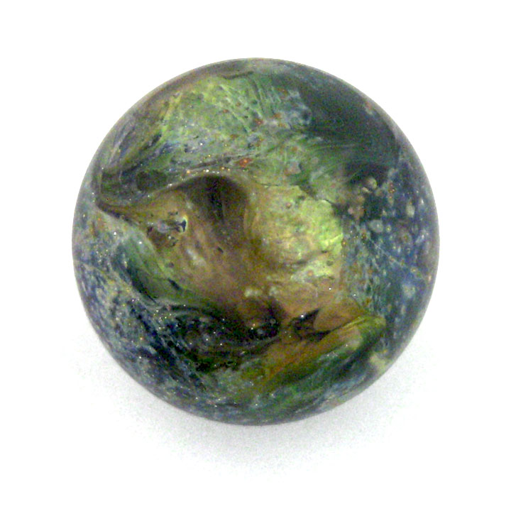 dark planet internal fire glass